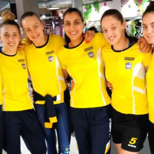 2019-01-15 Тренировка на Марица в Букурещ