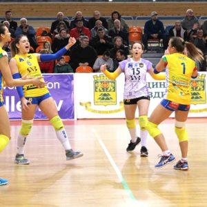 2019-02-11 НВЛ: Марица – Берое
