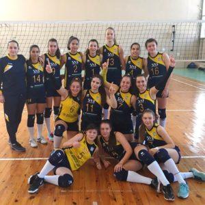 2019-03-01 Волейбол U15: Финали в регион Тракия