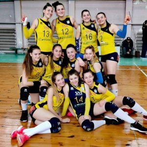 2019-03-02 Волейбол U17: Финали в регион Тракия