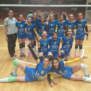 2019-05-25 Марица U12 шампион!