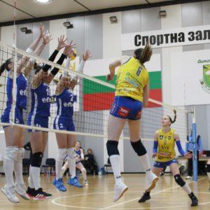 2020-02-27: НВЛ: Левски – Марица