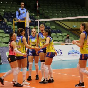 2020-11-14: НВЛ: Марица – ДКС Варна