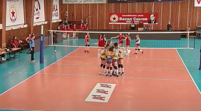 CSKA-U19-Maritza