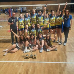 2021-06-13: ДП до 15: Марица U15 шампион!