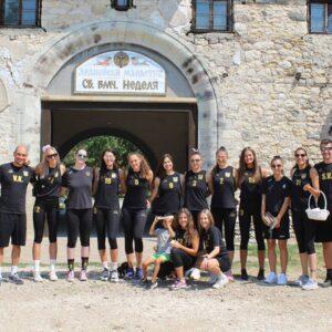 2021-08-25: Марица посети Араповския манастир